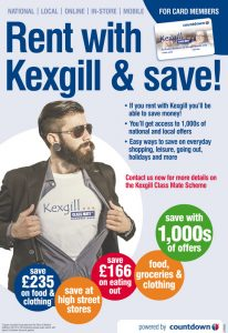 Rent with Kexgill Liverpool & Save