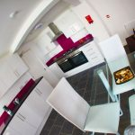 Student House Kitchen in LIverpool