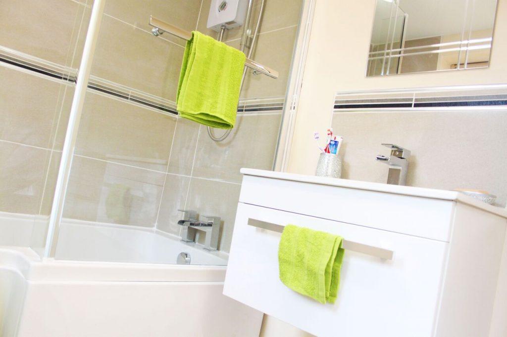 Kexgill Student Bathrooms